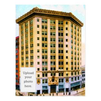 Edificio de Hearst Tarjeta Postal