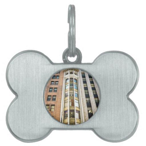 Edificio de Heineman Placas Mascota