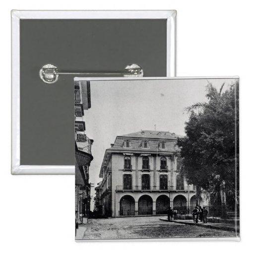 Edificio de la administración del canal, Panamá Pins