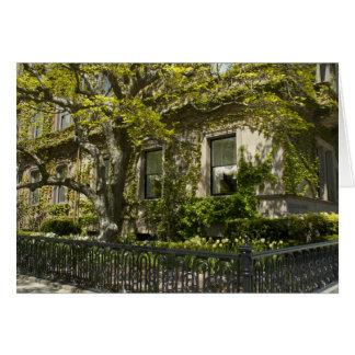 Edificio de la avenida de la Commonwealth, Boston  Tarjeton