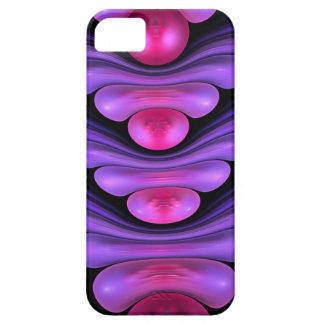 Edificio de la burbuja, caso abstracto artístico iPhone 5 carcasa