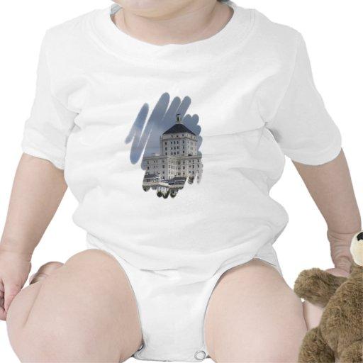 edificio de la ciudad trajes de bebé
