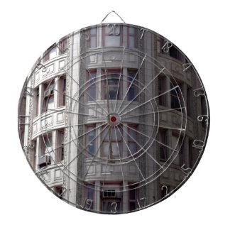 Edificio de la Rotonda Tablero De Dardos