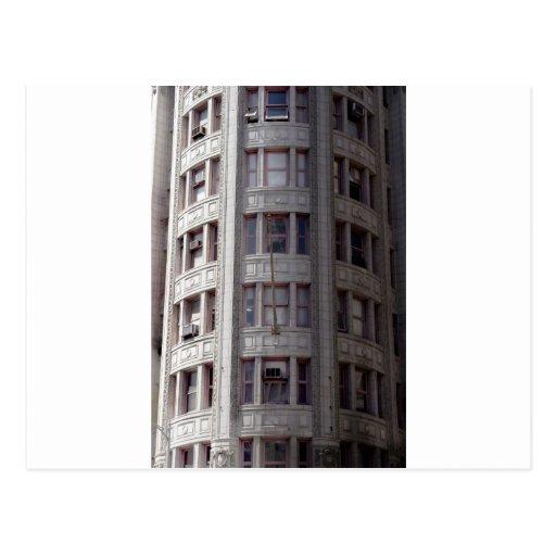 Edificio de la Rotonda Tarjeta Postal