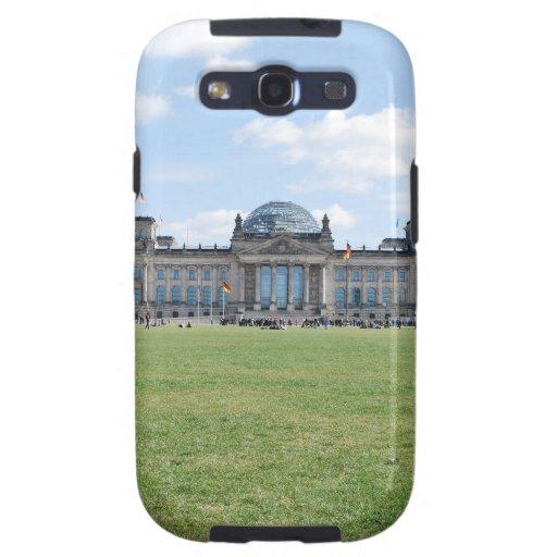 Edificio de Reichstag - Berlín, Alemania Galaxy S3 Fundas