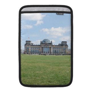 Edificio de Reichstag - Berlín, Alemania Funda MacBook