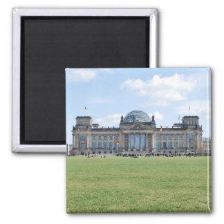 Edificio de Reichstag - Berlín, Alemania Imán