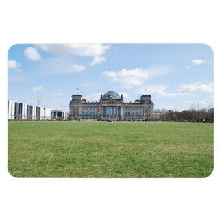 Edificio de Reichstag - Berlín, Alemania Iman De Vinilo