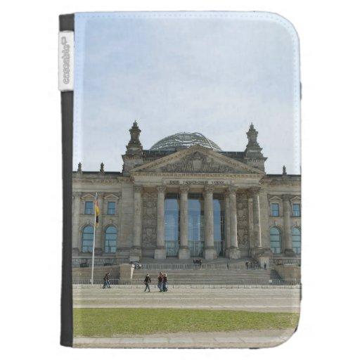 Edificio de Reichstag en Berlín