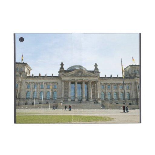Edificio de Reichstag en Berlín iPad Mini Cobertura