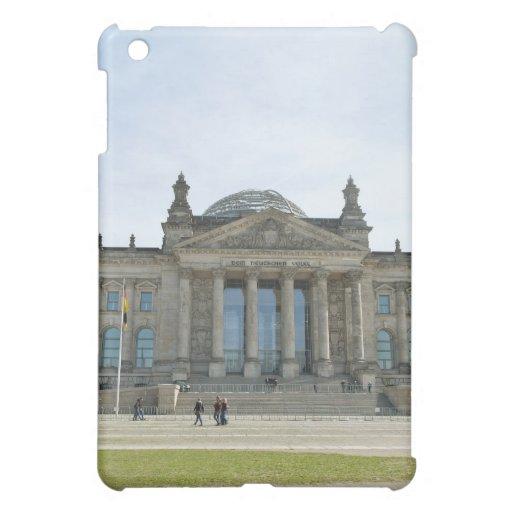 Edificio de Reichstag en Berlín iPad Mini Cárcasas