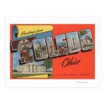 Edificio de reserva naval de Toledo, Ohio - los E. Postales