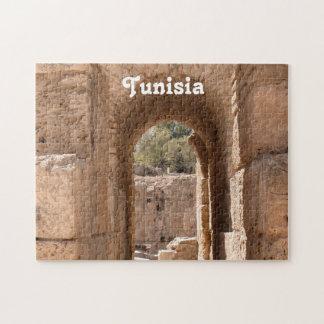 Edificio de Túnez Rompecabeza