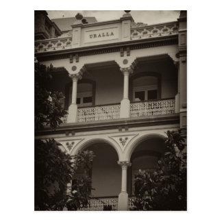 Edificio de Uralla, Sydney, Australia Postales