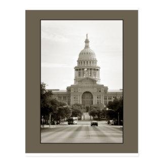 Edificio del capitolio, Austin, TX Postal
