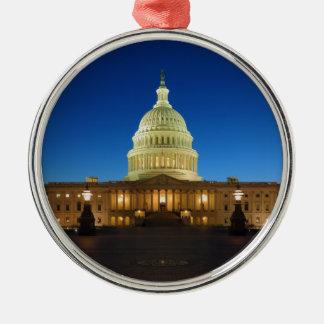 Edificio del capitolio de Estados Unidos en la Ornamentos De Reyes