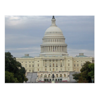 Edificio del capitolio de Estados Unidos Tarjetas Postales