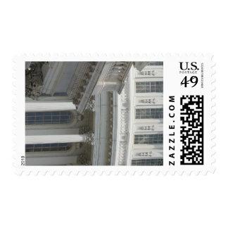 Edificio del capitolio de los E.E.U.U. Sellos