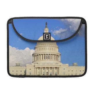Edificio del capitolio de los E.E.U.U., Washington Funda Macbook Pro