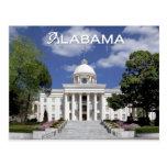 Edificio del capitolio del estado de Alabama, Mont Postal