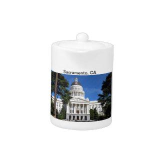 Edificio del capitolio del estado de CA -