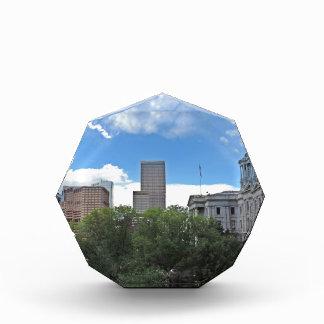 Edificio del capitolio del estado de Colorado con