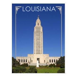 Edificio del capitolio del estado de Luisiana Bat