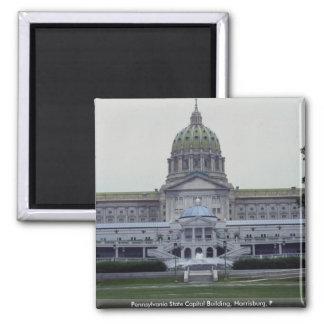 Edificio del capitolio del estado de Pennsylvania, Imán Cuadrado