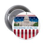 Edificio del capitolio - Washington DC Pin