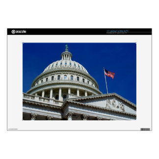 Edificio del capitolio, Washington, los E.E.U.U. Portátil Calcomanías