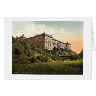 Edificio del gobierno, Cassel (es decir, Kassel),  Felicitacion