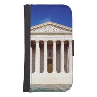 Edificio del Tribunal Supremo de los E.E.U.U., Funda Tipo Billetera Para Galaxy S4