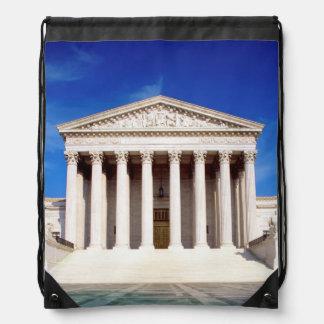 Edificio del Tribunal Supremo de los E.E.U.U., Was Mochilas