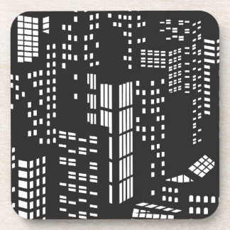 Edificio, edificios, estructura, arquitectura, posavasos