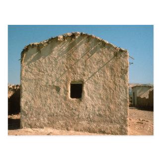 Edificio en Jericó viejo Postales