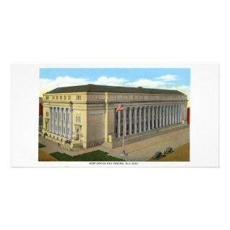 Edificio federal, Denver, Colorado Tarjetas Fotográficas