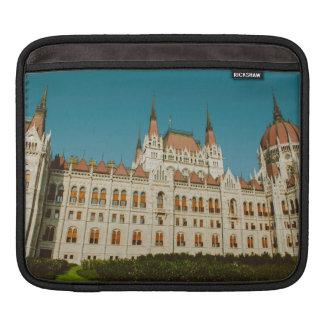 Edificio húngaro del parlamento fundas para iPads