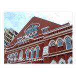 Edificio Nashville en el Opry Postal
