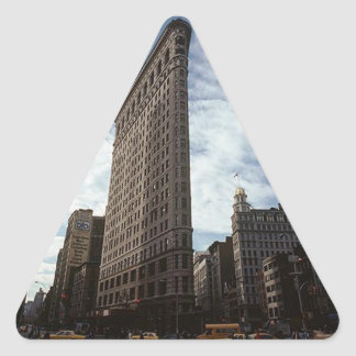 Edificio New York City del pegatina NYC Flatiron