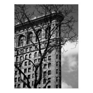 Edificio plano del hierro de NYC Postal