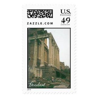 Edificio romano en Italia Goodart