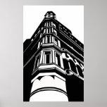Edificio viejo posters