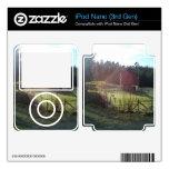 Edificio y ovejas iPod nano skins