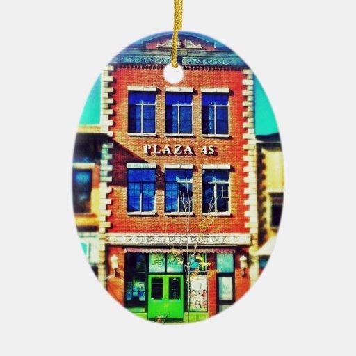 Edificios de antaño, arquitectura 01 ornamento de navidad