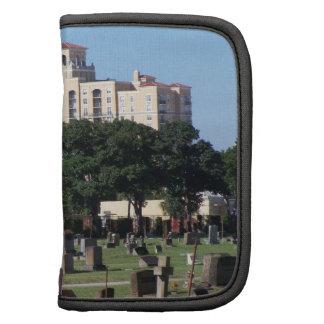 Edificios de los árboles n de West Palm Beach la F Organizadores