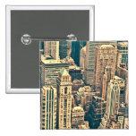 Edificios de New York City Pin