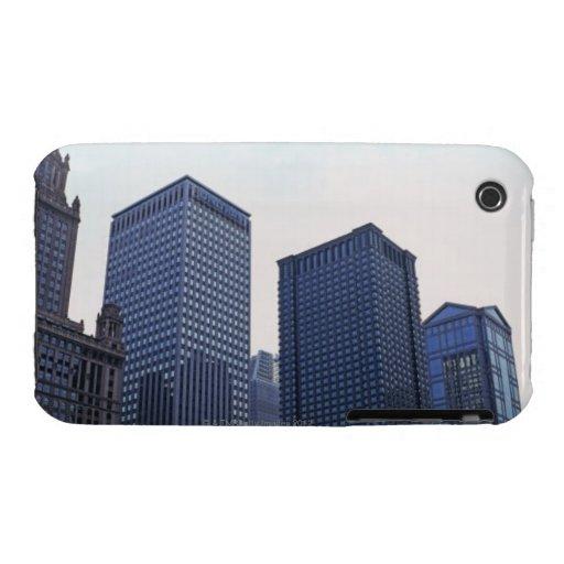 Edificios de oficinas en Chicago céntrica, Funda Bareyly There Para iPhone 3 De Case-Mate