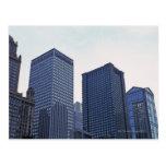 Edificios de oficinas en Chicago céntrica, Postal