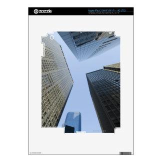 Edificios de oficinas en Lower Manhattan iPad 3 Skins