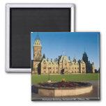 Edificios del parlamento, colina del parlamento, O Imanes Para Frigoríficos